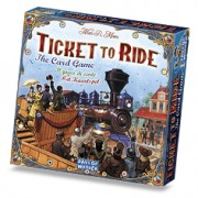 Ticket to Ride The Card Game