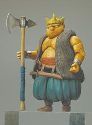 Dragon Quest Yangus