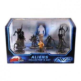 HorrorClix Aliens set