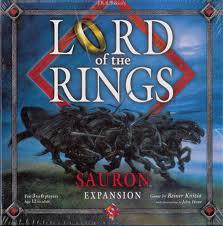 Lord of the Rings Sauron expansion