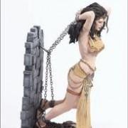 Conan Zenobia figure