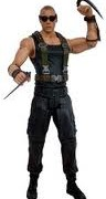 Riddick action figure