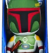Star Wars Boba Fett Plish