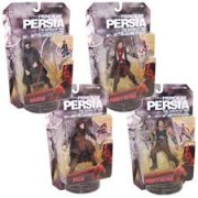 Mcfarlanes Figures Prince of Persia Ghazab and Zolm