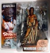 MCfarlane's Spawn series 23 Warrior Lilith