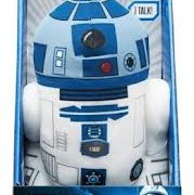 Star Wars R2-D2 Plish