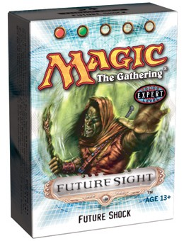 MTG Deck Future Shock Future Sight