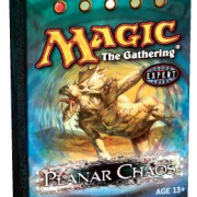 MTG Deck Endless March Planar Chaos