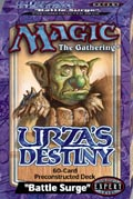 MTG Deck Battle Surge Urza's Destiny