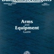 D&D Arms and Equipment Guide