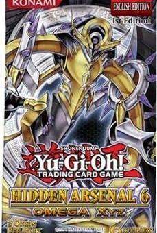 Yu-Gi-Oh! Hidden Arsenal 6 Booster