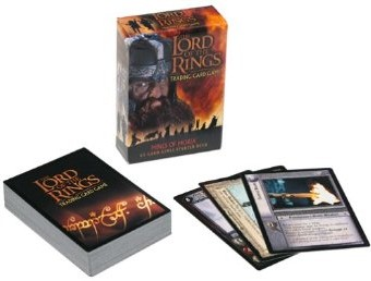 The Lord Of The Rings Deck