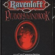 Ravenloft Player's Handbook