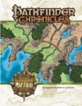 Pathfinder Chronicles Rise of the Runelords Map Folio