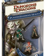 Dungeons and Dragons 4ed Primal Heroses miniatures