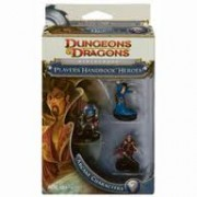 Dungeons and Dragons 4ed Martial Heroes miniatures