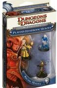 Dungeons and Dragons 4ed Arcane Heroes 2 miniatures