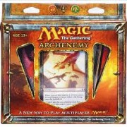 MTG Archenemy Scorch The World with Dragonfire