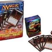 MTG Premium Deck Fire & Lightning