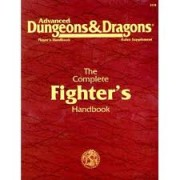 D&D The Complete Fighter's Handbook