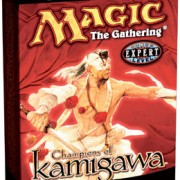 MTG Deck Spiritbane Champions of Kamigawa