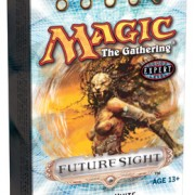 MTG Deck Rebels Unite Future Sight