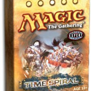 MTG Deck Hope's Crusaders Time Spiral