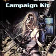 Campaign Kit (Alternity Sci-Fi Roleplaying, GM Screen + Forms)
