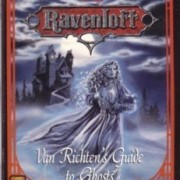 Van Richten's Guide to Ghosts (AD&D/Ravenloft Accessory RR5)