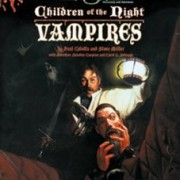 Children of the Night: Vampires (AD&D 2nd Ed Roleplaying, Ravenloft Accessory)