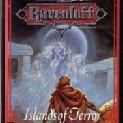Ravenloft Game Accessory Islands of Terror