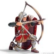 Schleich Kneeling Archer