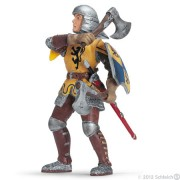Schleich Foot-soldier with throwing axes