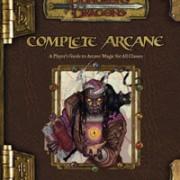 D&D Complete Arcane