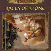 D&D Races of Stone