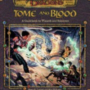 D&D Tome and Blood