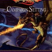 Dragonlance Campaign Setting Roleplay Game