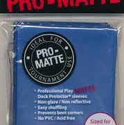 Blue Deck Sleeves Ultra Pro