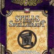 Legends & Lairs Spells and Spellcraft
