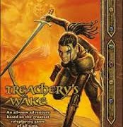 Novel Treachery's Wake