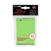 Green Small Sleeves Ultra Pro