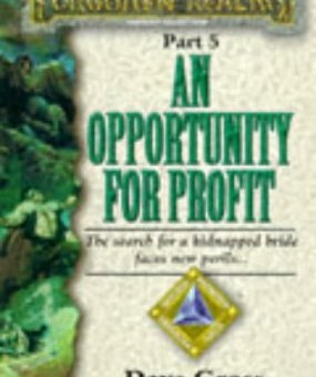 An Opportunity for Profit