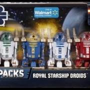 ACF Battle packs royal starship droids