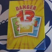 Danger 13