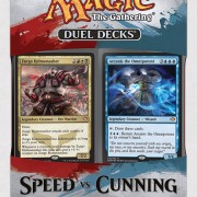 MTG Duel Deck Speed Vs Cunning