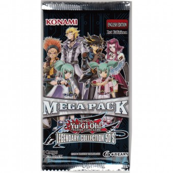Yu-Gi-Oh! Mega Pack