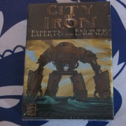 City of Iron: Experts and Engineers