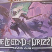 The Legends of Drizzt Board Game