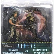Aliens: Private Hudson vs Alien