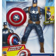 Captain America Shield Storm